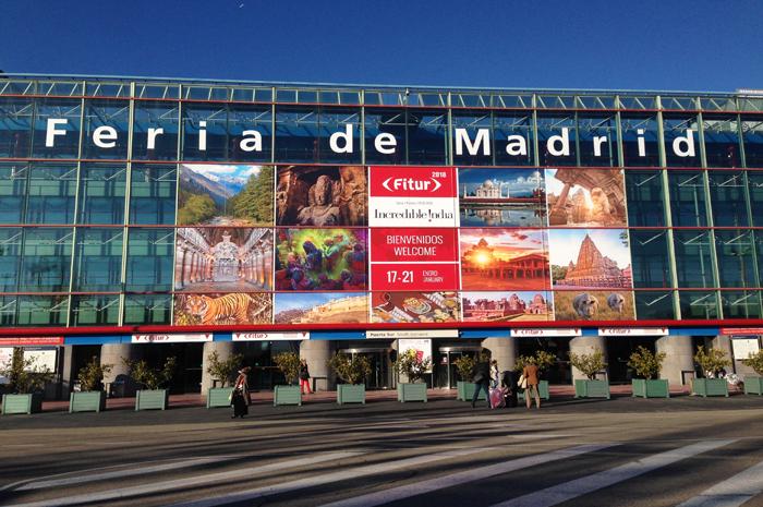 Fitur Madri deve receber mais de 240 mil participantes