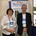 Judith e Jan Orovets, do Baymont Inn & Suites