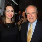 Luciana Lobo, secretária executiva da Setur-CE, e Sergio Amaral, Embaixador do Brasil nos EUA