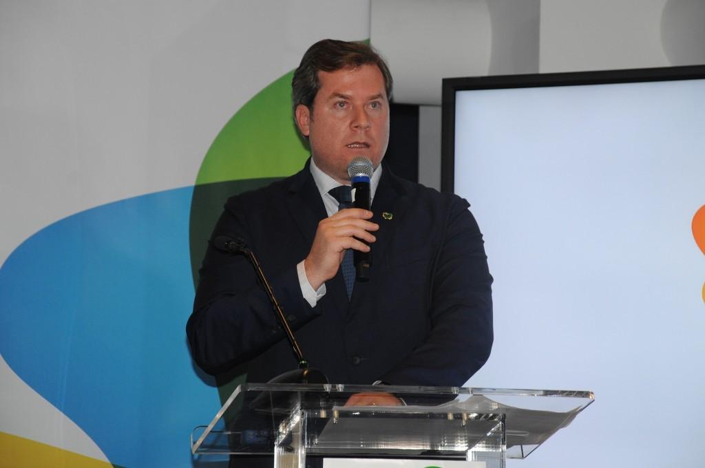Marx Beltrão, Ministro do Turismo