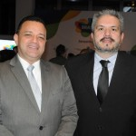 Orsine Junior e Nikolas Cabral, da Amazonastur