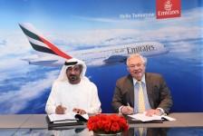 """Emirates """"salva"""" A380 ao encomendar 36 unidades por US$ 16 bilhões"""