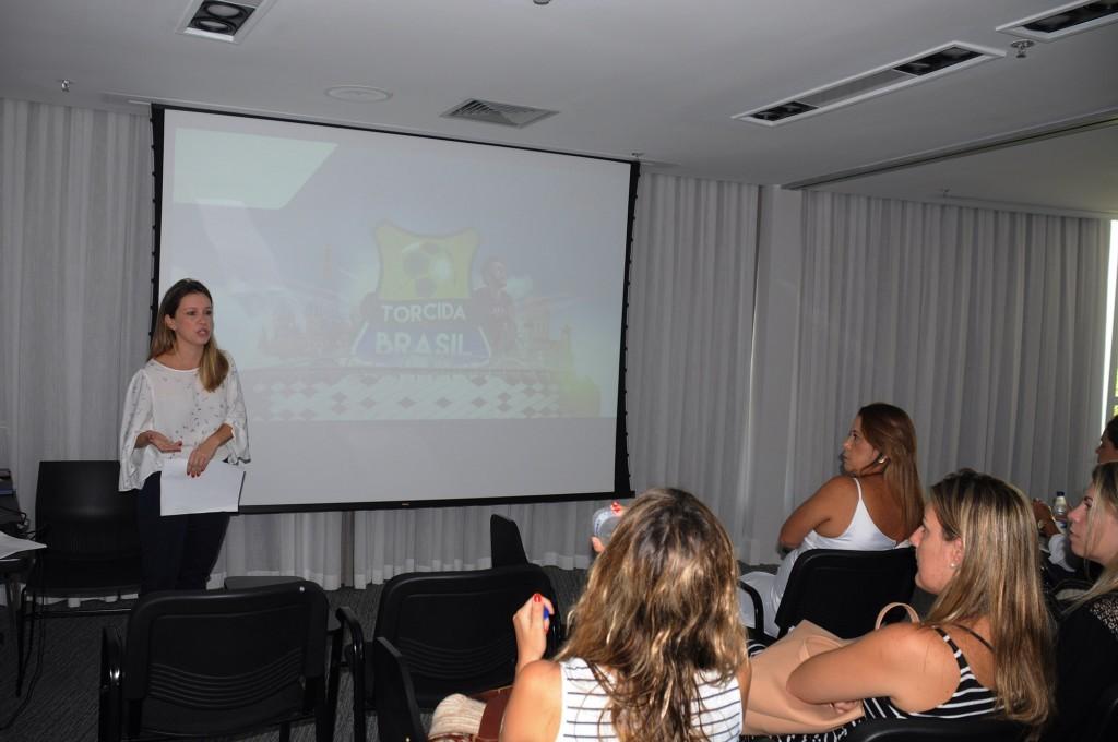 Renata Colpo, especialista em Viagens da Stella Barros Turismo