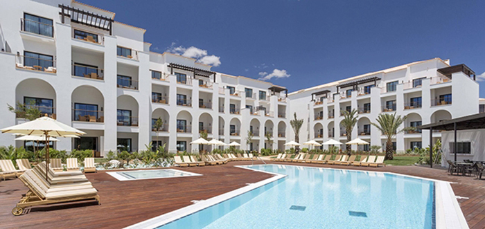 Resort no Algarve