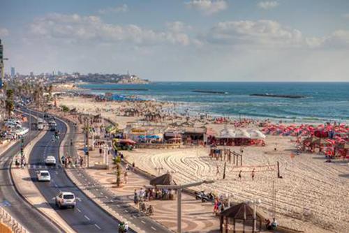 Tel Aviv, portão de entrada do turismo israelense