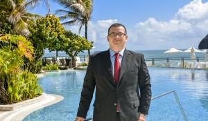 William Lass é o novo diretor do SERHS Natal Grand Hotel