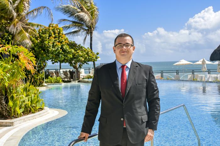 Incorporação de William Lass, como Diretor do SERHS Natal Grand Hotel e Operações de SERHS Hoteis no Brasil