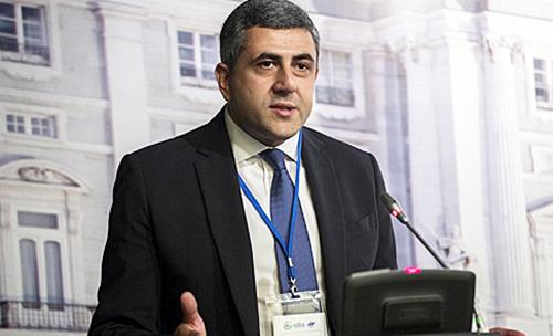 Zurab Pololikashvili, secretário-geral da OMT