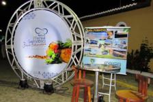 Setur RN divulga gastronomia potiguar em festival na Baía Formosa