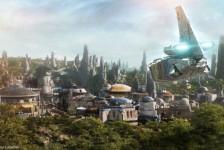 Disney divulga detalhes da nova área de Star Wars que abrirá em 2019