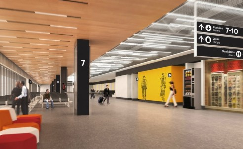 Novo Aeroporto de Florianópolis estará pronto em 16 meses; veja vídeo