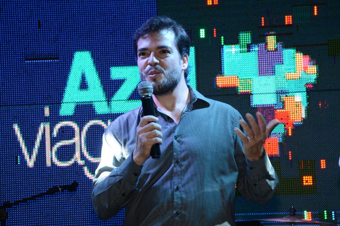 diretor da Azul Viagens, Marcelo Bento Ribeiro