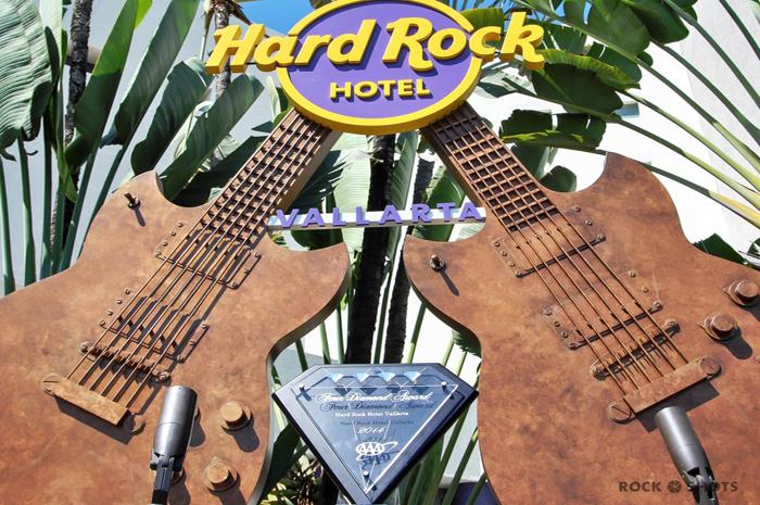 O Hard Rock Hotel Vallarta, administrado pela RCD, recebeu em dezembro o certificado EarthCheck Gold. (FOTO:Divulgação)