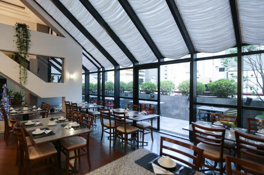 O Restaurante Zicafé também se modernizou para oferecer um melhor atendimento