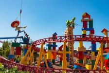 Disney revela novidades da Toy Story Land