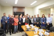 Carlos Palmeira comanda primeira reunião da nova diretoria da Abav Nacional