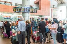 Aeroporto de Alagoas recebe mais de 2 milhões de passageiros em 2017