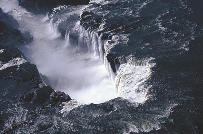 Cataratas do Iguaçu (PR). Crédito: EMbratur