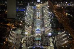 Palco do maior carnaval do mundo, Rio de Janeiro espera 1,5 milhão de turistas
