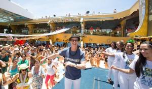 Costa: Dançando a Bordo  faz escala em Buenos Aires e Montevidéu pela 1ª vez