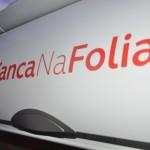 Aeronave foi decorada com hashtag Avianca na Folia