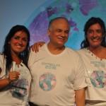 Alejandra Bermudez e Cintia Correa da Jetmar