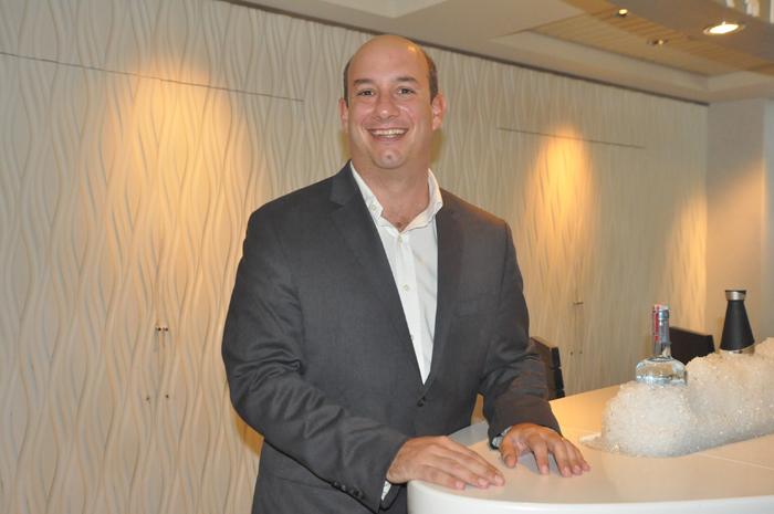 Alexander Haim, diretor de Vendas da R11