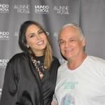 Alinne Rosa e Orlando Giglio