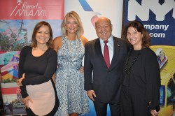 Miami, NYC e American Airlines premiam vencedores de campanha comercial
