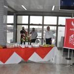 Avianca preparou um coquetel especial para os convidados