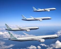 Boeing fecha terceiro trimestre com mais de US$ 15 bilhões de receita