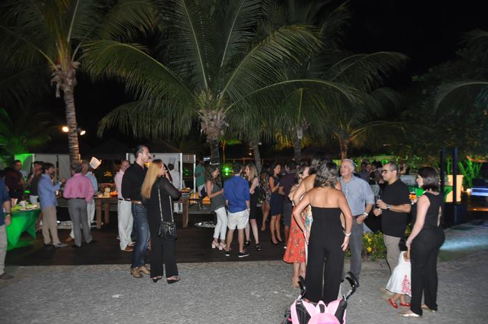 Coquetel foi realizado no espaço Star Prestige, do Iberostar Praia do Forte