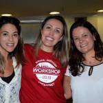Denise Ribeiro, da Xmart, Janaina Vieira, da MMTGapnet, e Mari Magalhães, da Kobo Safaris