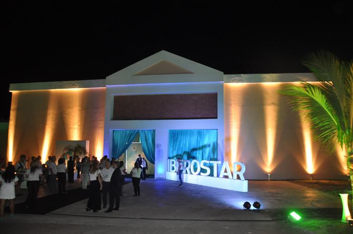 Evento acontecei na sala Garcia D'avila do Iberostar Praia do Forte