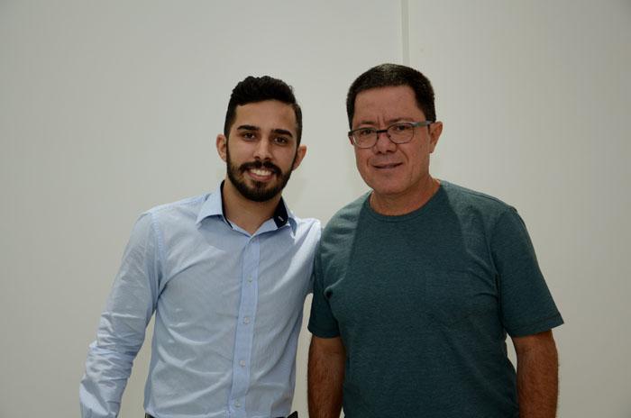 Ewerson Carvalho e Moacir Nogueira, da E-HTL