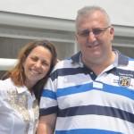 Fabiani e Claudio Siufi, da Majestur