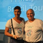 Flavio Valle, da Princípios Brazil Tours