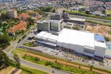 Royal Palm recebe obra do Centro de Convenções; inauguração será 18 de maio