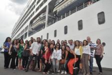 Regent Seven Seas registra crescimento de 30% no Brasil