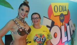 Curaçao investe no carnaval do RJ e revela o lado mais caribenho da Sapucaí; fotos