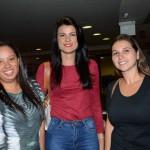 Karina Nucci, da Stella Barros, Jacqueline Holanda, da Planeta Turismo, e Katharine Carvalho, da Guritur