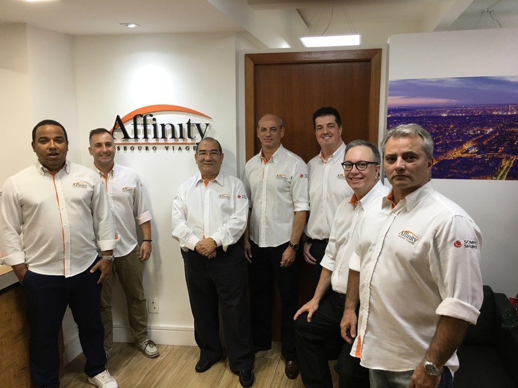 Luiz Americo, Alexandre Lança, Marilberto França, Carlos Henrique, Carlos Gevaerd, José Carlos e Alexandre Brum