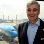 Mario Del Acqua, presidente da Aerolíneas Argentinas