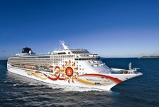 Norwegian Sun terá novos cruzeiros no Caribe