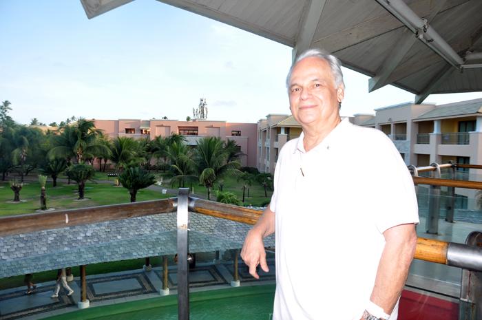 Orlando Giglio, diretor da Iberostar no Brasil