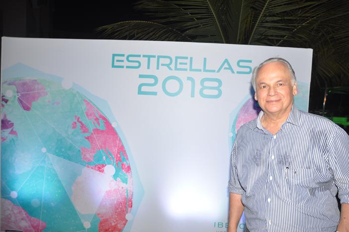 Orlando Giglio,diretor da Rede Iberostar no Brasil