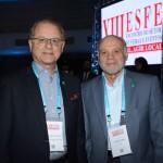 Orlando Souza e Manuel Gama, do FOHB