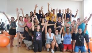 Vencedores do Estrellas conhecem espaço Fit & Fun do Iberostar; veja fotos
