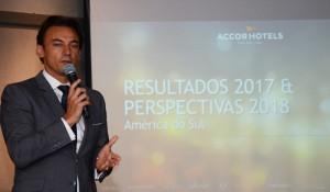Brasil foi destaque no crescimento da Accor na América do Sul