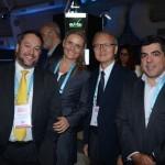 Paulo Ventura, Gabriela Baumgart, Waldir Chao e Ricardo Afonso, da Cidade Center Norte